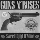 GN'R Sweet Child O'Mine UK 7ep