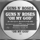 GN'R Oh My God Jap Promo CDR