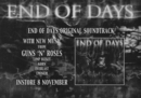 Ost End Of Days Uk Advert
